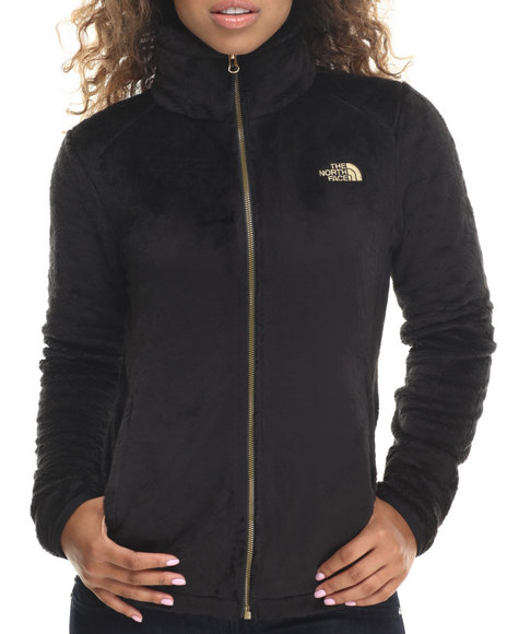 The North Face - Women Black Osito 2 Jacket