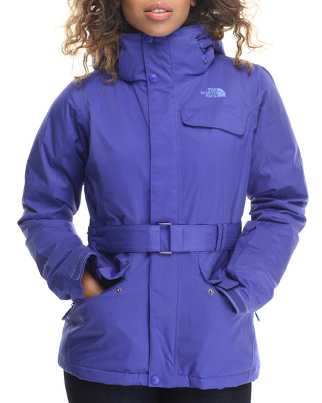 The North Face - Women Blue Get Down Jacket
