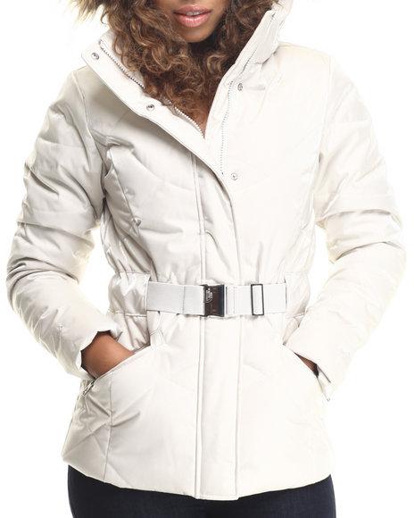 The North Face - Women Ivory Metrolina Jacket