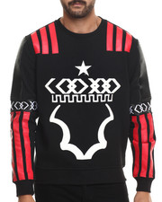 Men - Koodoo Crown Crewneck Sweatshirt