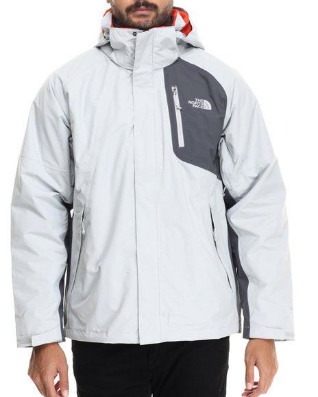 Ur-ID 188236 The North Face - Men Grey Carto Triclimate Jacket