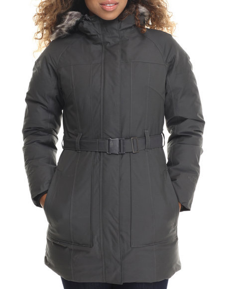 The North Face - Women Grey Brooklyn Jacket