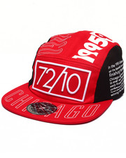 Men - Chicago 72/10 5 - Panel Hat