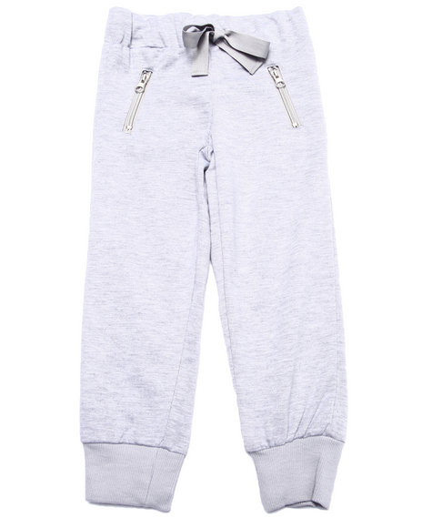 La Galleria Grey Sweatpants
