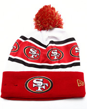 New Era - San Francisco 49ers KA NIt Sublimation Knit Hat