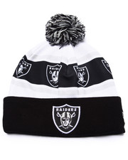 New Era - Oakland Raiders KA NIt Sublimation Knit Hat