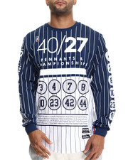 Post Game - 40/27 Champs L/S Tee