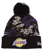 New Era - Los Angeles Lakers Snow Tropics Knit Hat