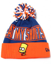 New Era - Bart Simpson Rep UR Team Knit Hat