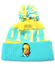 New Era - Homer Simpson Rep UR Team Knit Hat