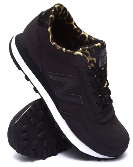 New Balance - Women Black 501 High Roller - $70.00