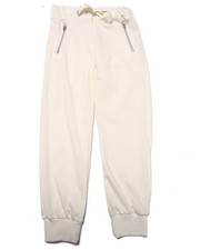 Sweatpants - French Terry Zip Pocket Jogger Pant (7-16)