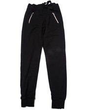La Galleria - French Terry Zip Pocket Jogger Pant (7-16)