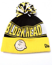 New Era - Charlie Brown Rep UR Team Knit Hat
