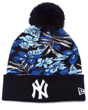 New Era - New York Yankees Snow Tropics Knit Hat