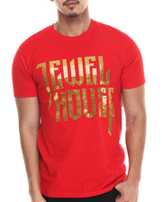Shirts - Jewelhouse Sequin Logo T-Shirt