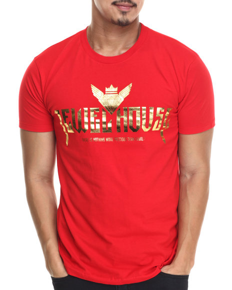 Jewelhouse Red T-Shirts