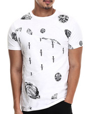 Men - Jewelhouse Pieced T-Shirt