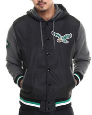 Mitchell & Ness - Philadelphia Eagles NFL League Standing Jacket