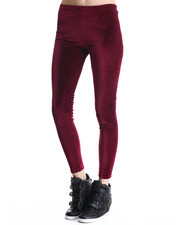 Leggings - Rosa Velvet Legging