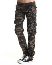 Pants - Cargo Boyfriend  Jean