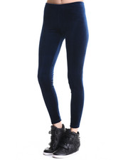 Leggings - Blue Velvet Legging