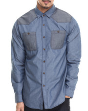 Men - Coltez L/S Button down shirt
