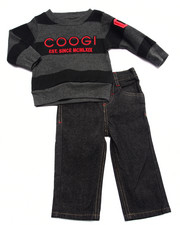 Sets - 2 PC SET - THERMAL & JEANS (INFANT)