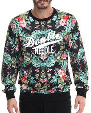 Double Needle - Magnum 2.0 Crewneck Sweatshirt