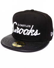 Crooks & Castles - Crooks League Fitted Cap