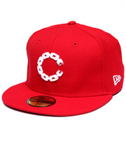 Crooks & Castles - Chain C Fitted Cap