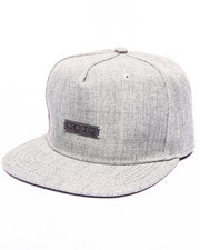 Crooks & Castles - Crooks Metal Badge Fitted Cap