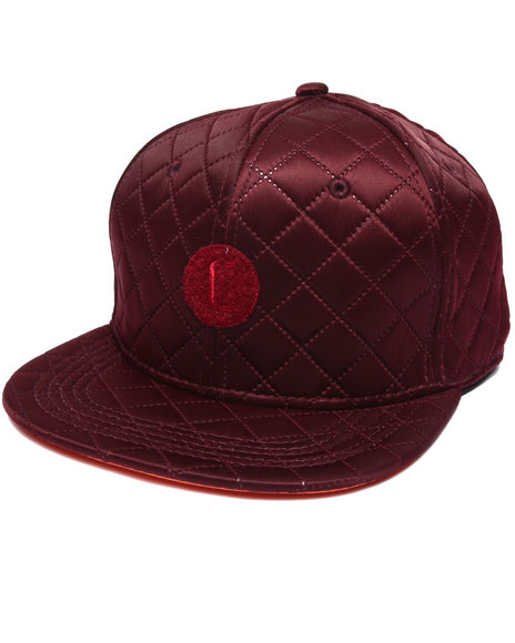 Crooks & Castles Men Coup D'etat Snapback Red - $30.00