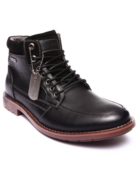 Rocawear - Men Black Combat Boot