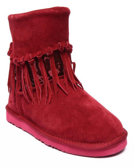 Lamo - Women Red Alpine 8