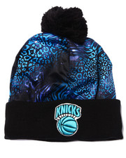 New Era - New York Knicks Jungle Freak Knit Hat