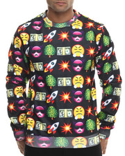 Buyers Picks - Emoji Life Crewneck Sweatshirt