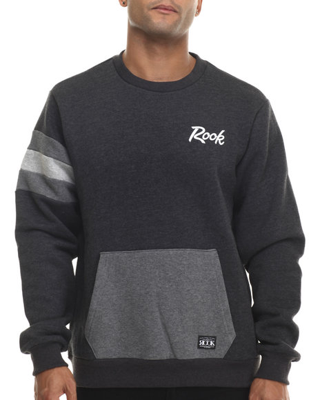 Rook - Men Black Luke Sweatshirt
