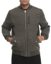 Outerwear - Coup D'etat Woven Bomber Jacket