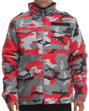Outerwear - M63 Fashion Camo Jacket