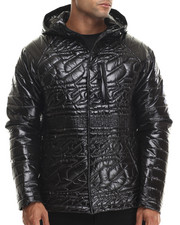 Crooks & Castles - Chain Lux Parka