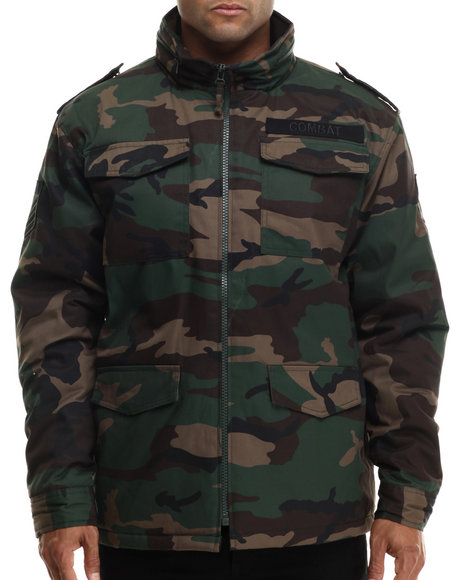Buyers Picks - Men Camo M63 Fashion Camo Jacket - $41.99