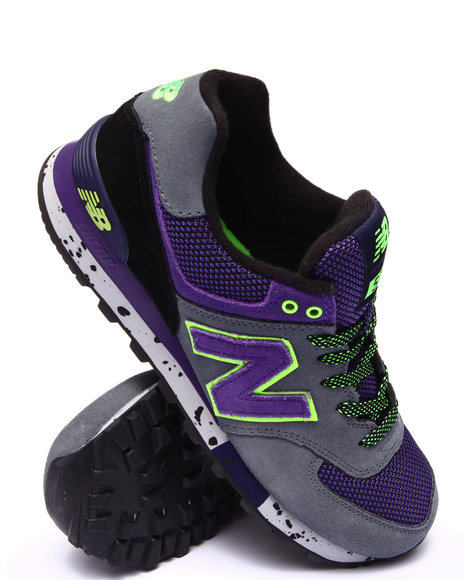 New Balance - Men Grey 574 90'S Outdoor