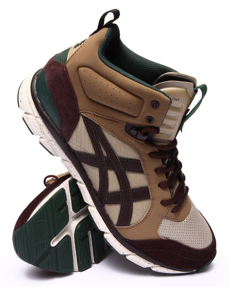 Asics - Men Tan Harandia Mt Sneakers