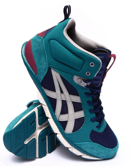 Asics - Men Blue Harandia Mt Sneakers