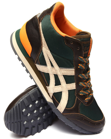 Asics - Men Green Colorado 85 Mt Sneakers