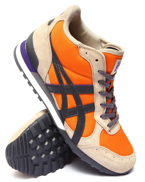 Asics - Men Orange,Tan Colorado Eight Five Mt Sneakers