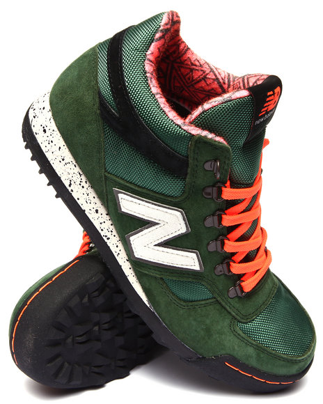 Ur-ID 199558 New Balance - Men Green 710 Classic Trail