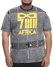 Eight 732 - Africa T-Shirt (B&T)
