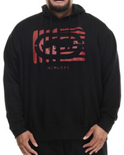 Big & Tall - Shutter Outline Hoodie (B&T)